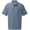 Royal Robbins Cool Mesh SS Shirt Men Steel Blue